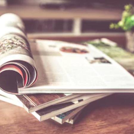 Impression de revues professionnelles